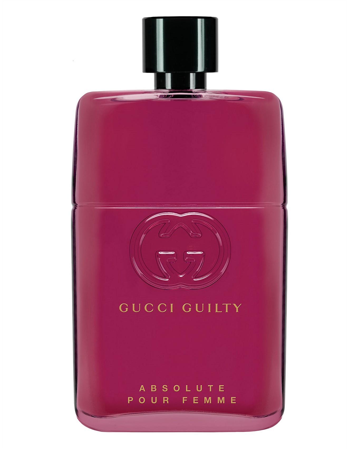 Gucci Guilty Absolute Pour Femme Гуччи Гилти Абсолют для женщин